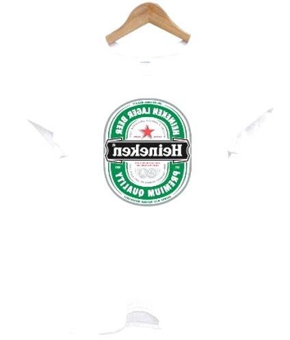 t shirt heineken usato