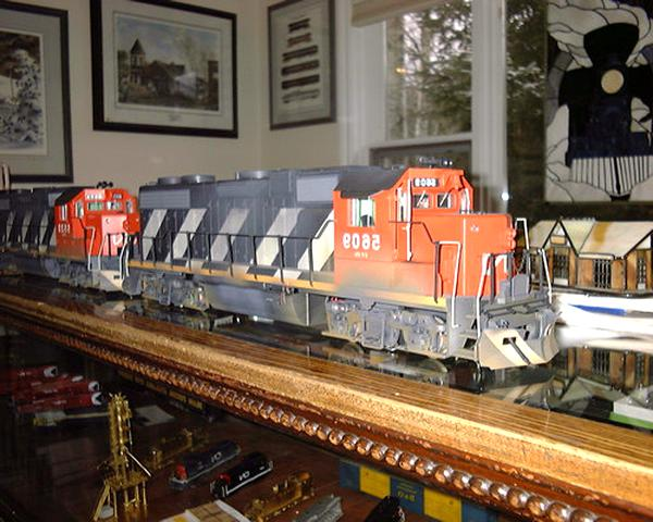 usa trains g scale for sale