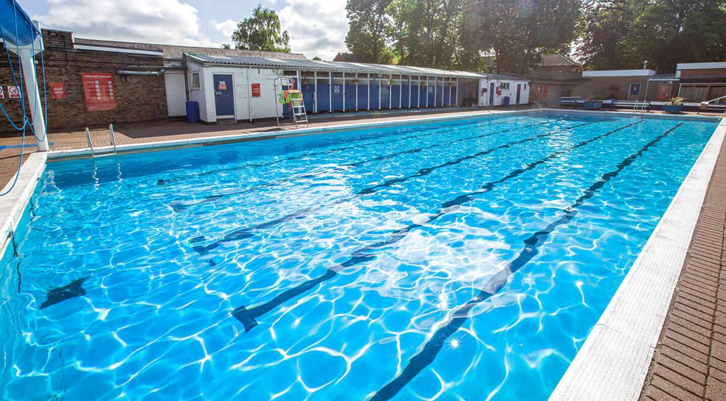 outdoor swimming pool for sale