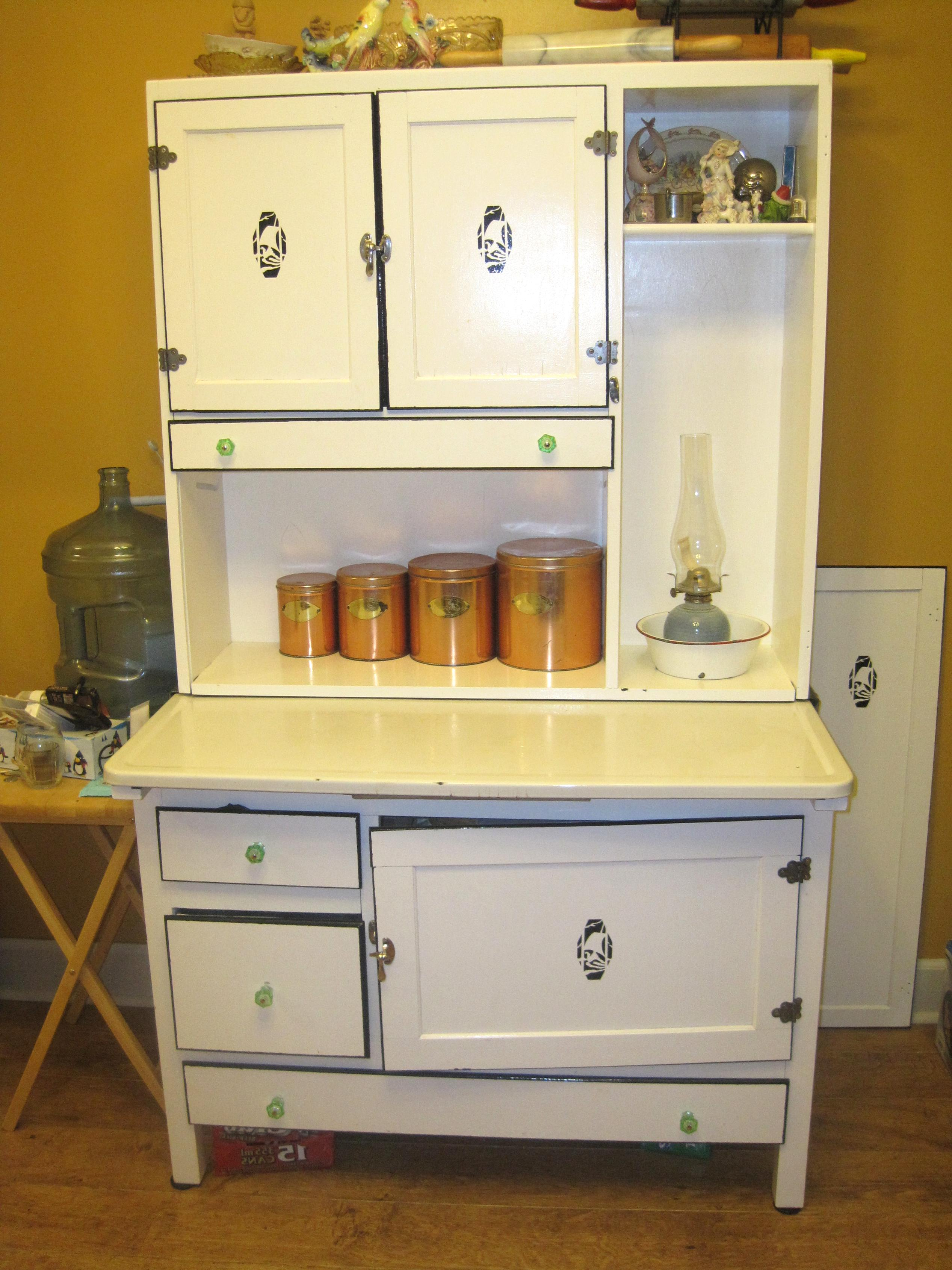 Hoosier Kitchen Cabinet For Sale Only 3 Left At 75