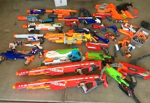 nerf lot for sale