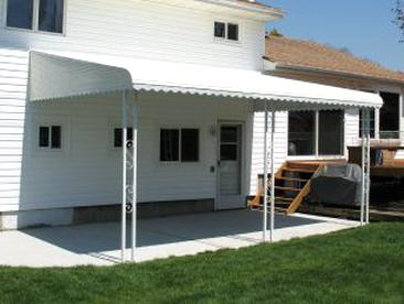 Aluminum Awning for sale | Only 2 left at -65%