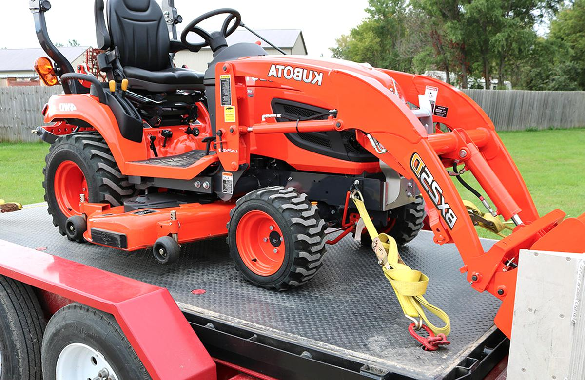 kubota bx tractor for sale