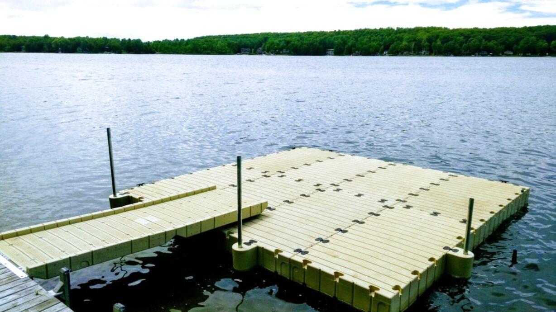 ez dock floating for sale