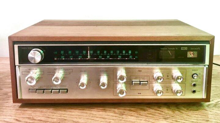 quadraphonic receiver for sale