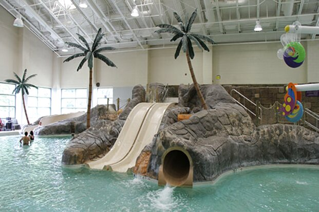 swimming pool water slides for sale