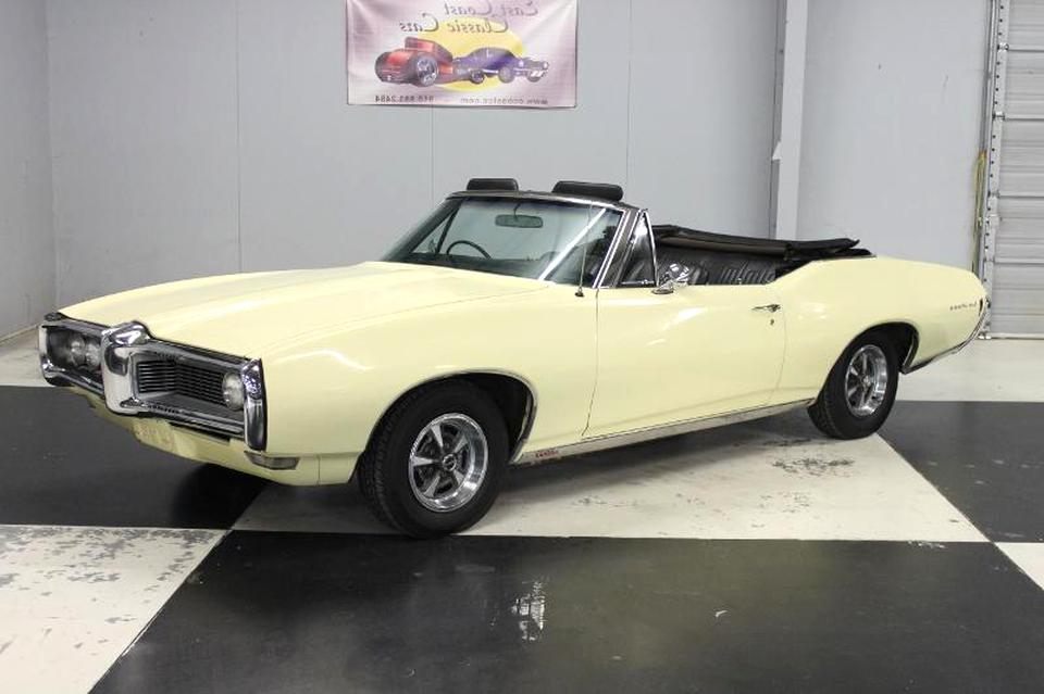 Pontiac Lemans Convertible For Sale Only 2 Left At 60