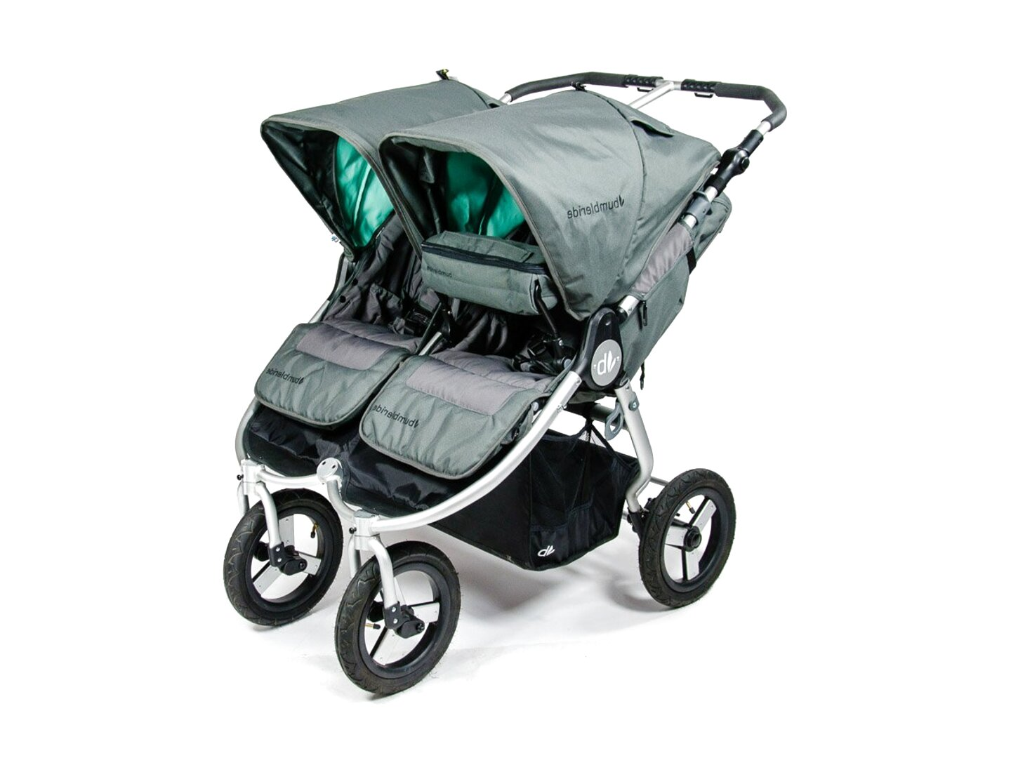 bumbleride double stroller for sale