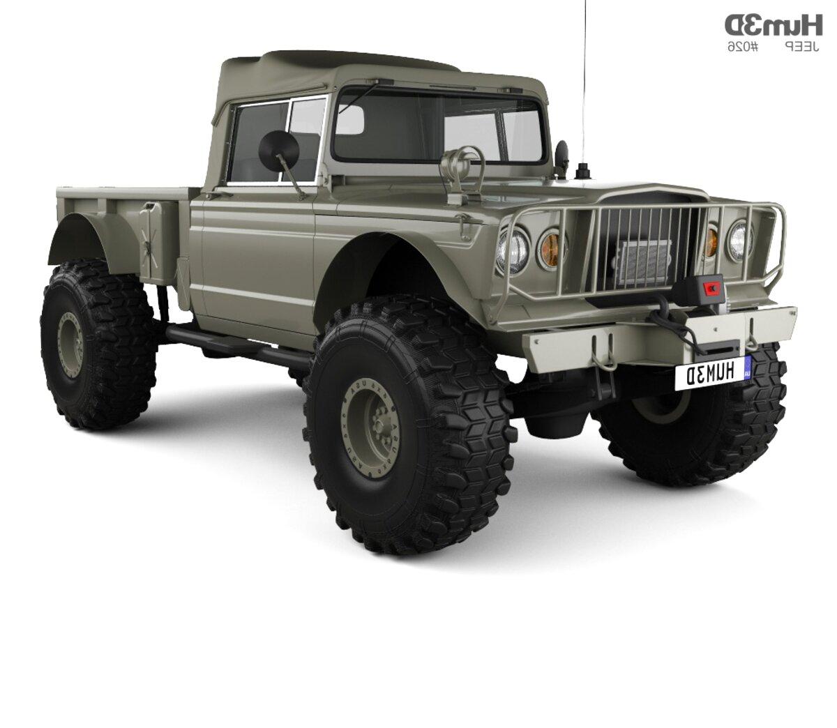 kaiser jeep for sale