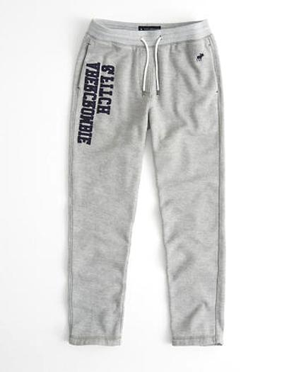 abercrombie sweatpants for sale