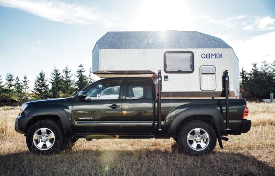 aluminum camper for sale