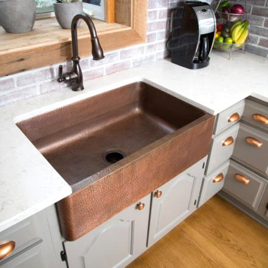 Copper Kitchen Sink For Sale Only 2 Left At 65