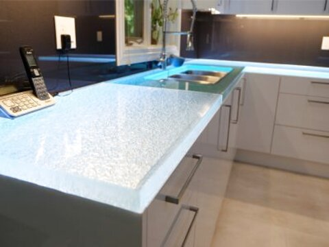 glass countertops for sale