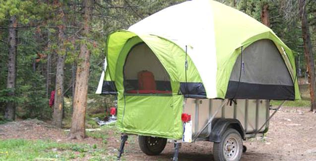 travel trailer little giant for sale