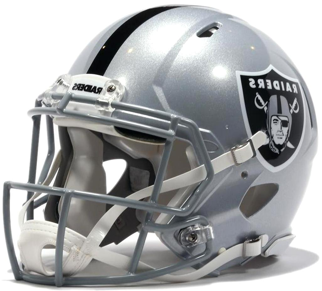 oakland raiders helmet for sale