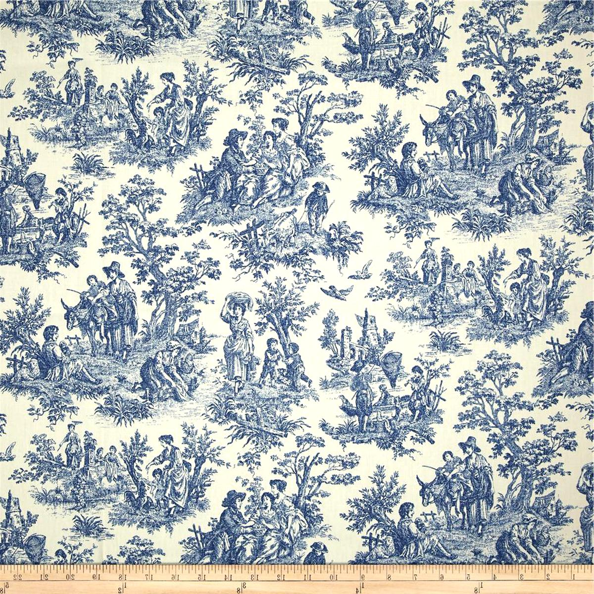 waverly toile for sale