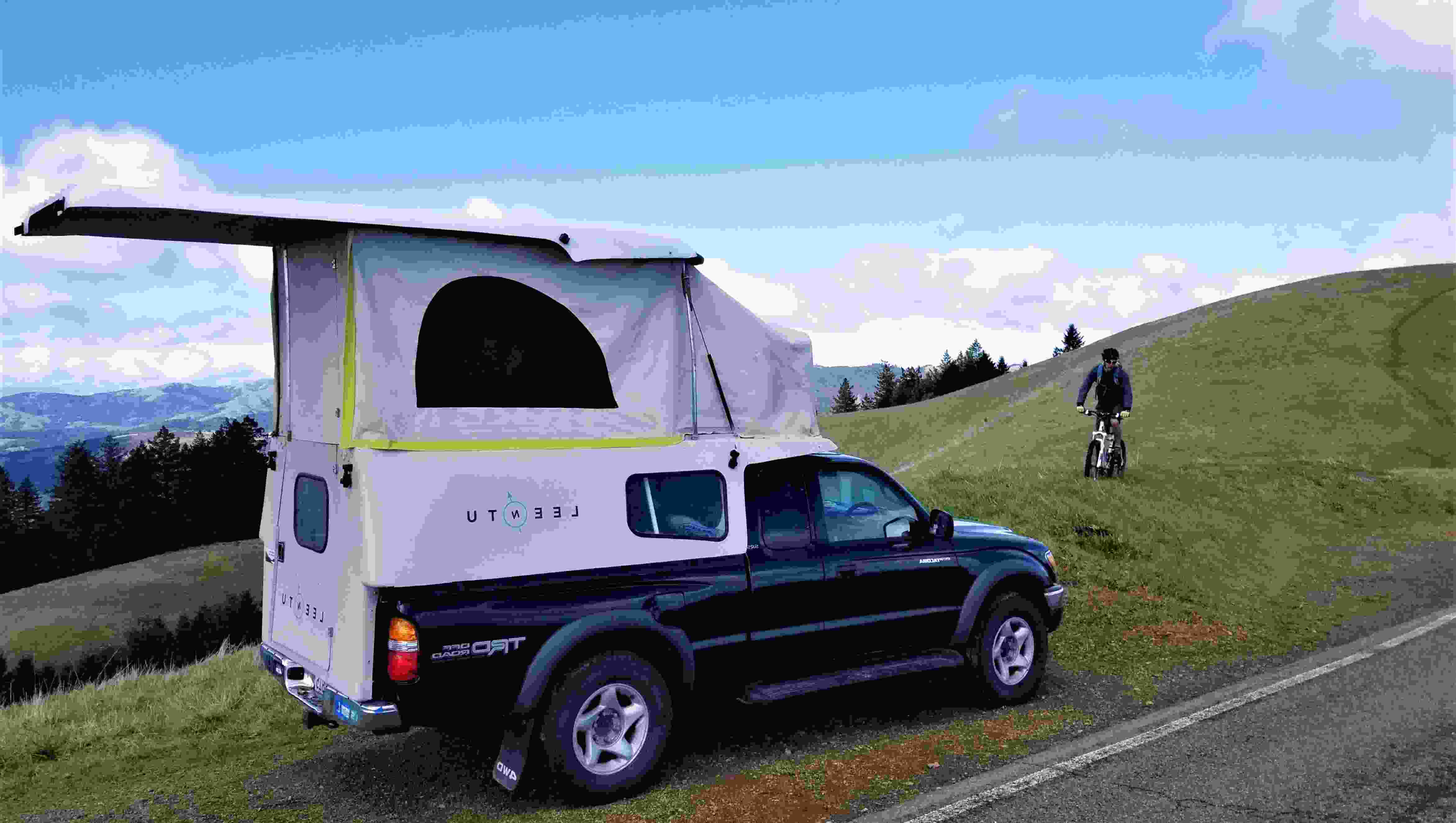 popup truck campers for sale