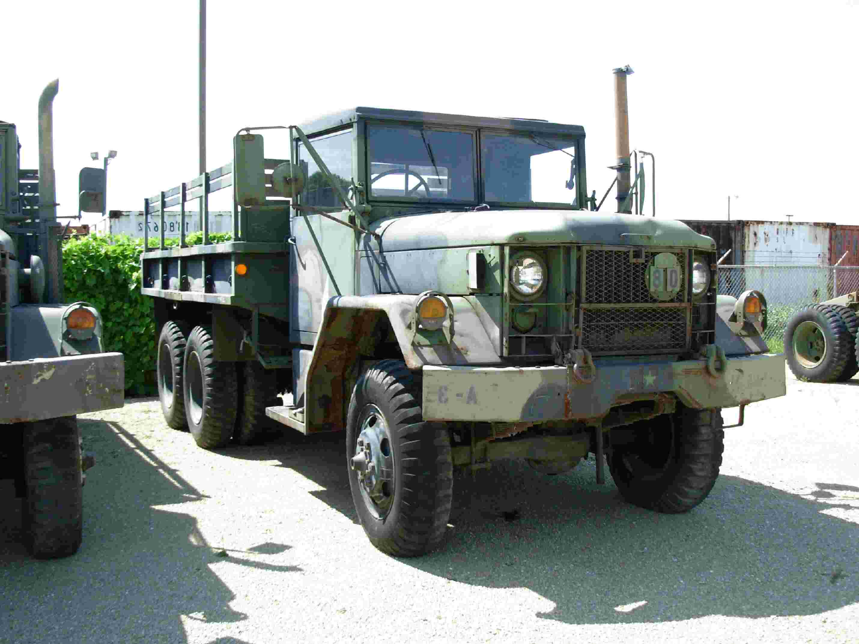deuce 1 2 military truck for sale