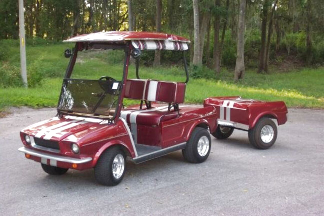 Golf Cart Bodies For Sale Only 4 Left At 70