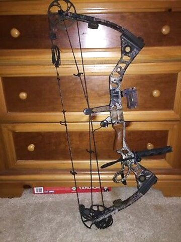 Bow Rattler String Stop For Mathews Outback