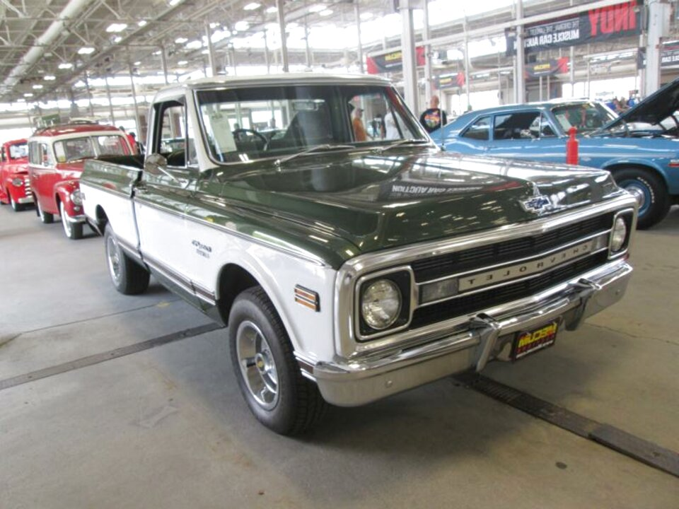 1969 chevy pickup truck for sale