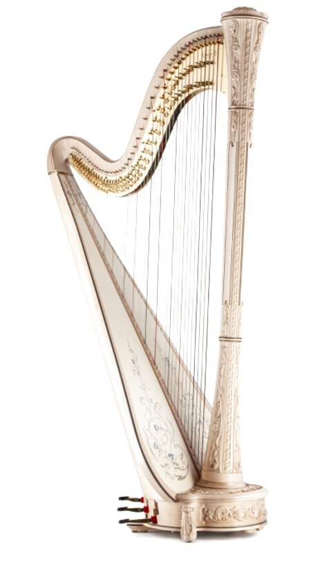 pedal harp for sale