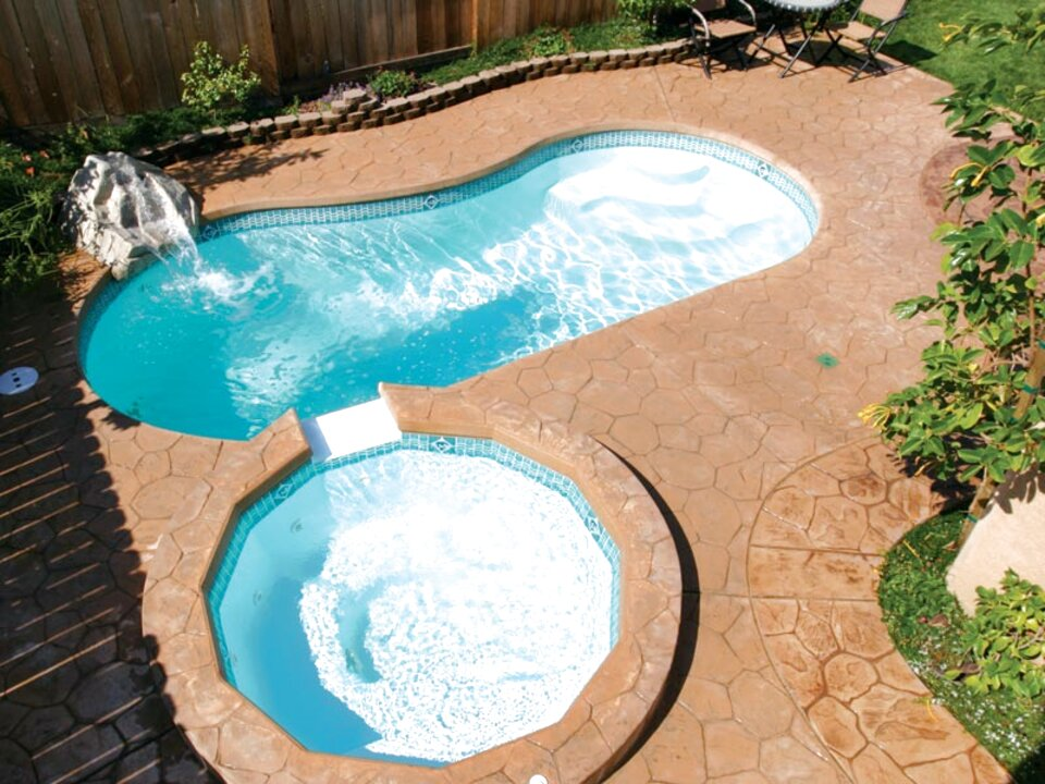 fiberglass swimming pools for sale