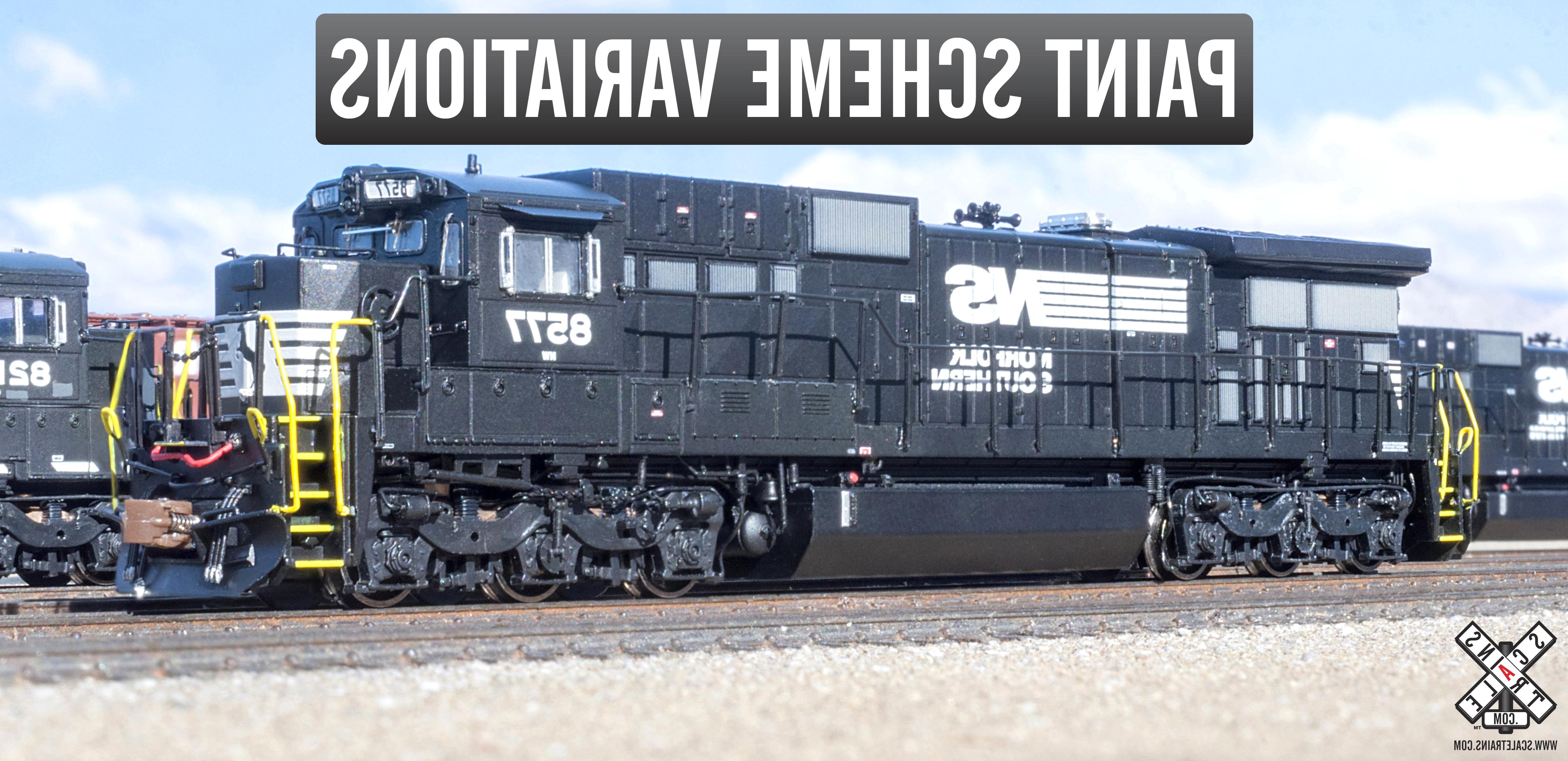 n scale norfolk southern for sale