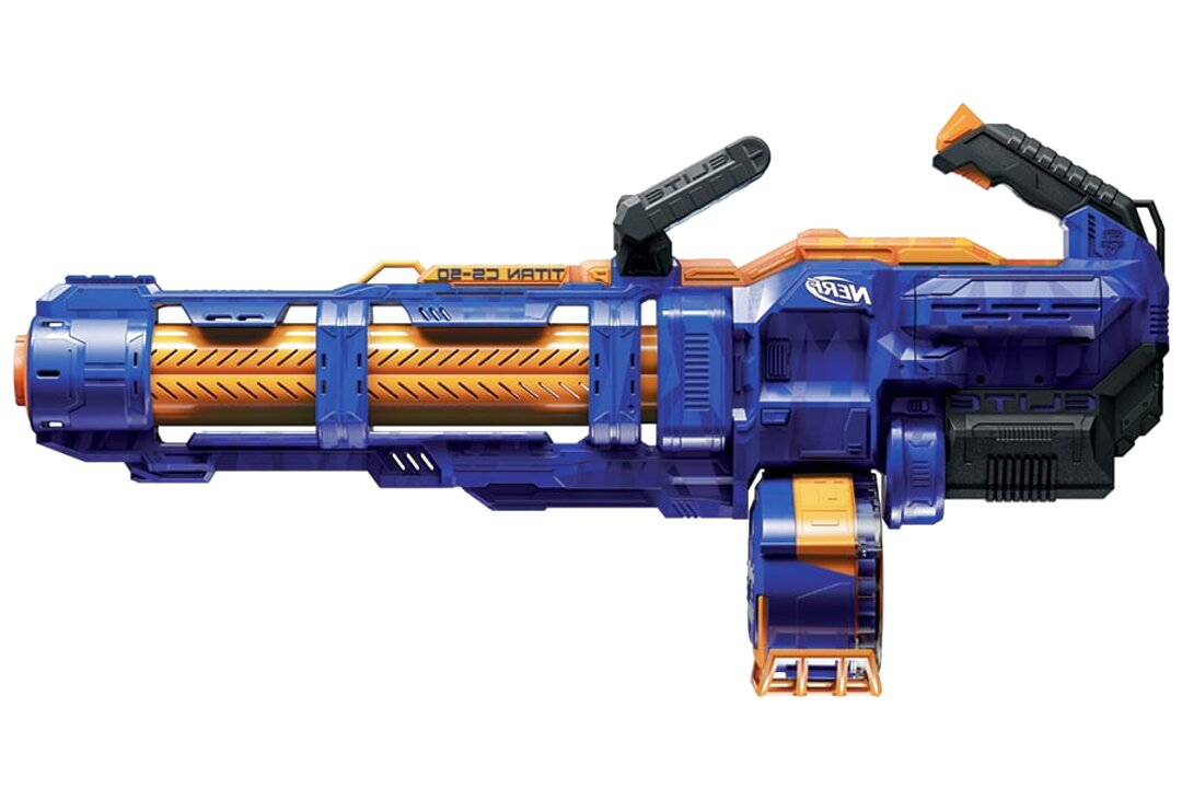 nerf gatling gun for sale