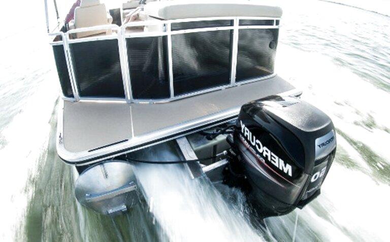 pontoon boat motor for sale