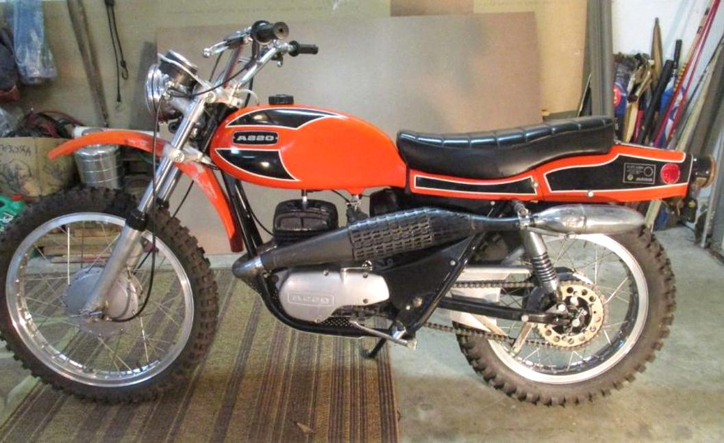ossa pioneer 250 for sale