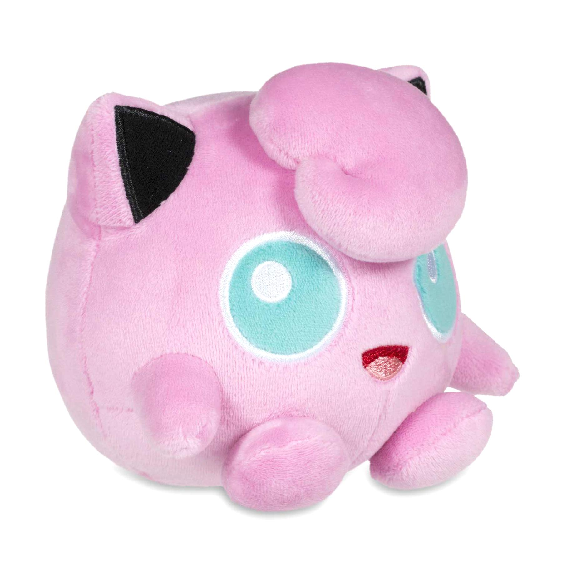 "JIGGLYPUFF 6/"" Plush Purin Pokemon New with Tags Official Licensed Toy"