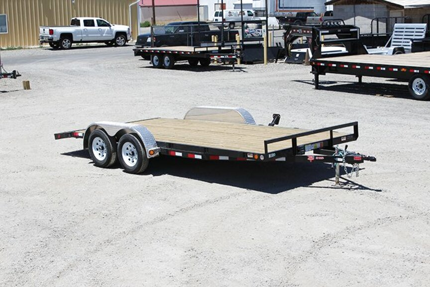 dovetail trailer for sale