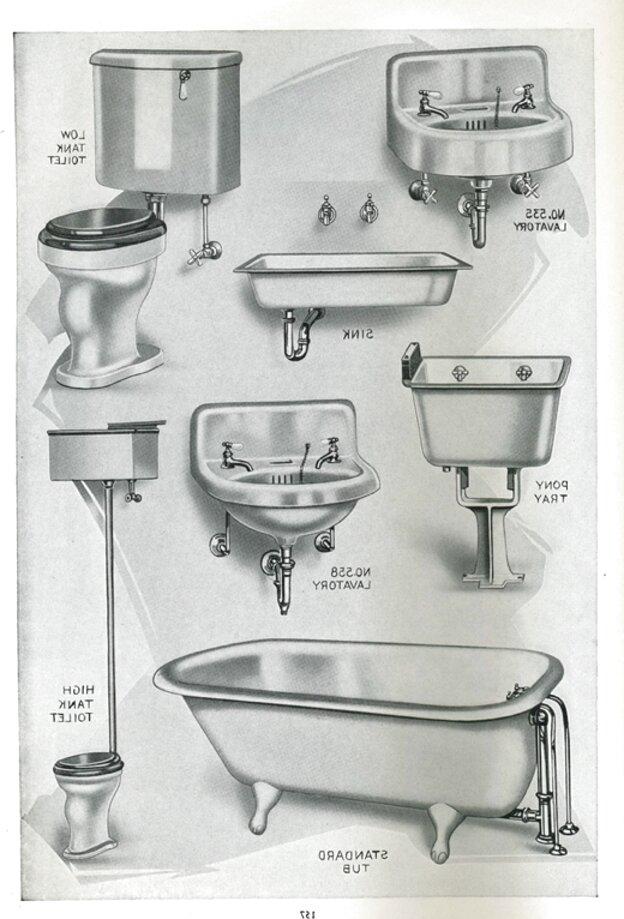 plumbing fixtures for sale