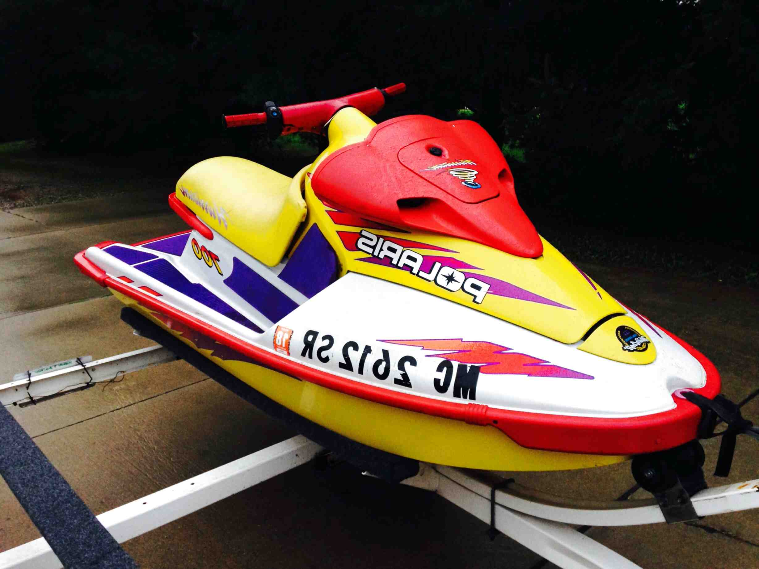 polaris jet ski for sale