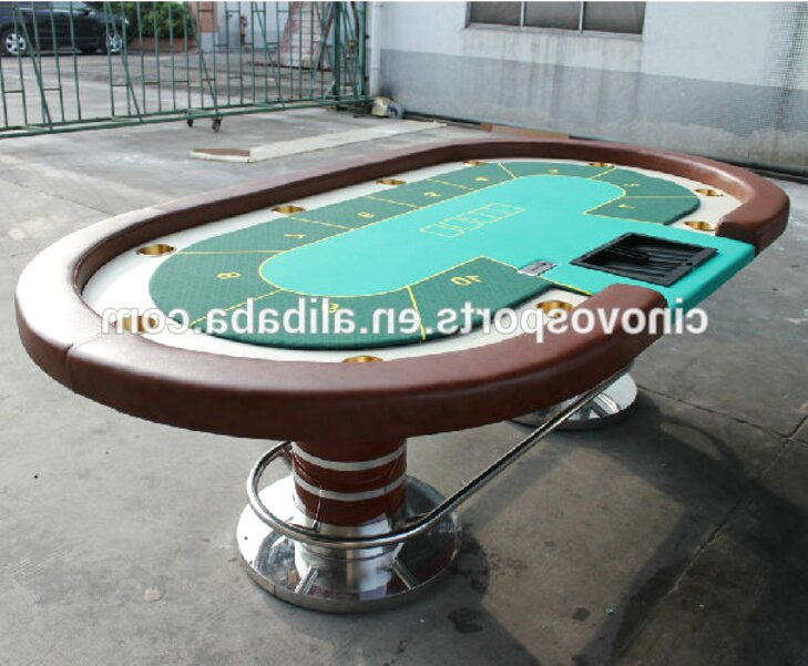 professional poker table for sale