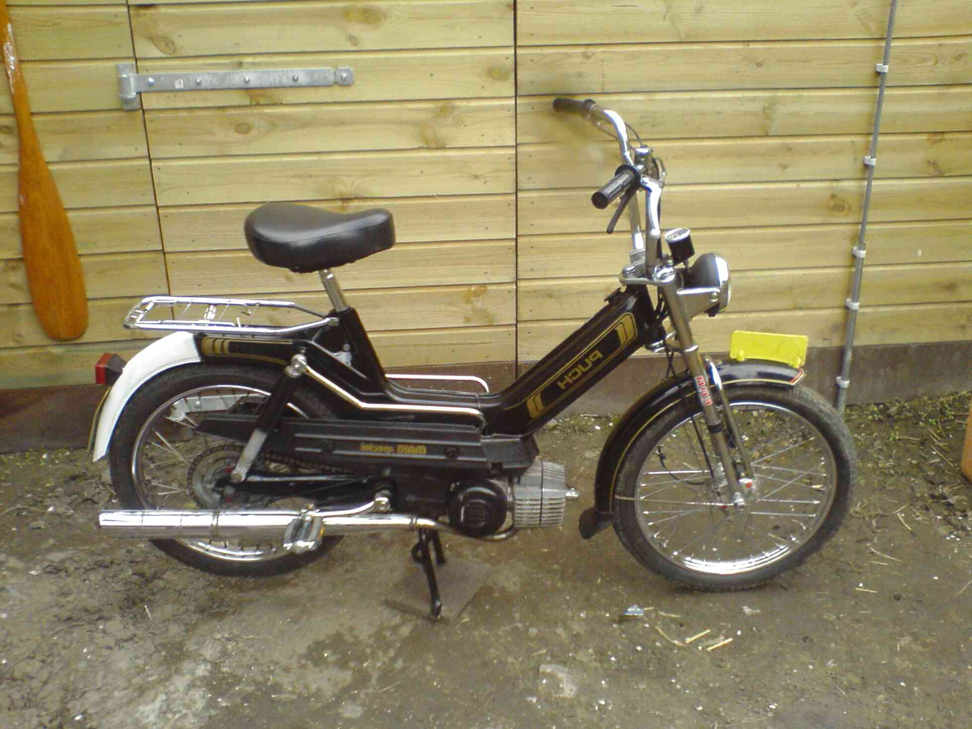 1978 puch moped for sale