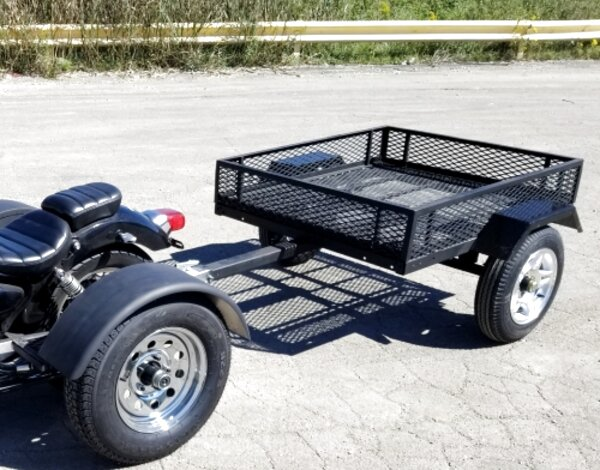 pull behind trailer for sale