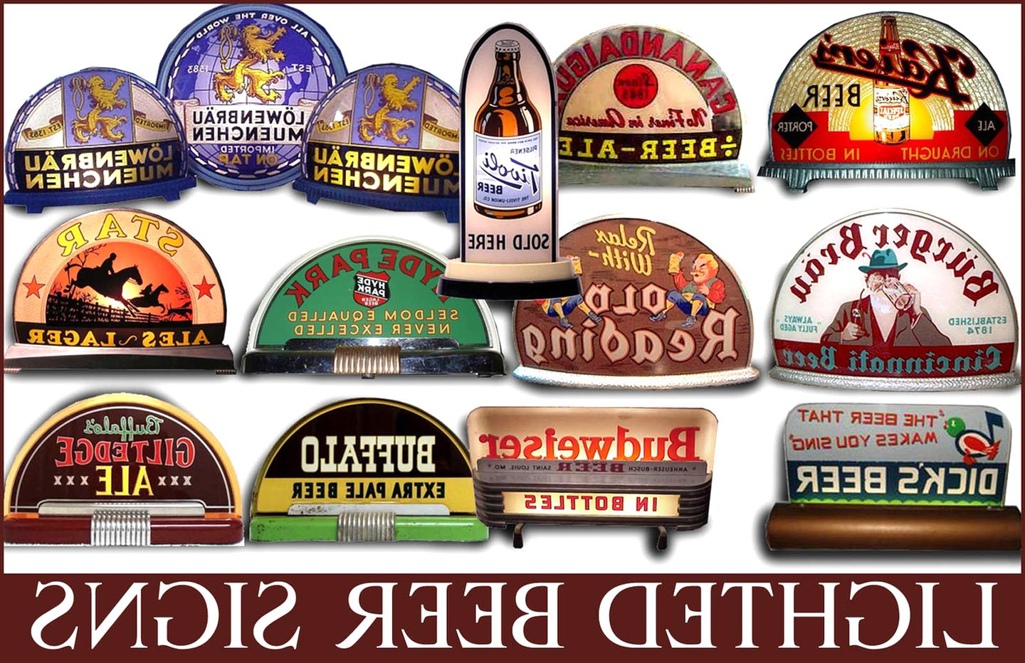 Lighted Beer Signs for sale | Only 2 left at -70%