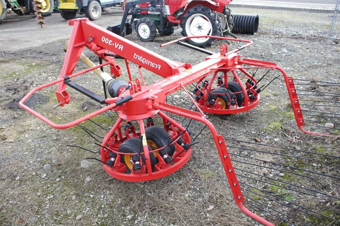 tedder rake for sale