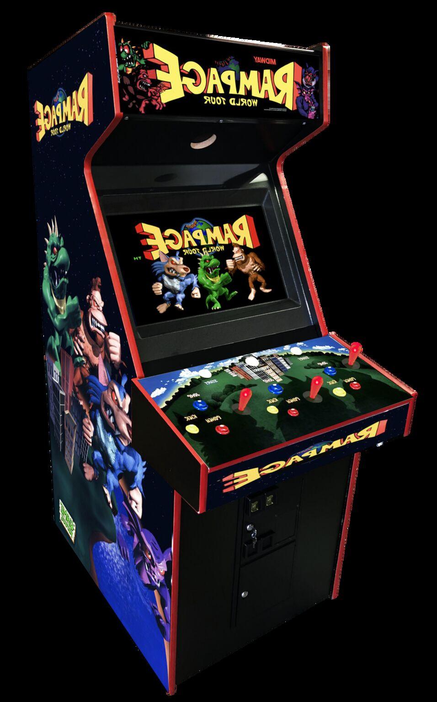 joust arcade video game machine ebay