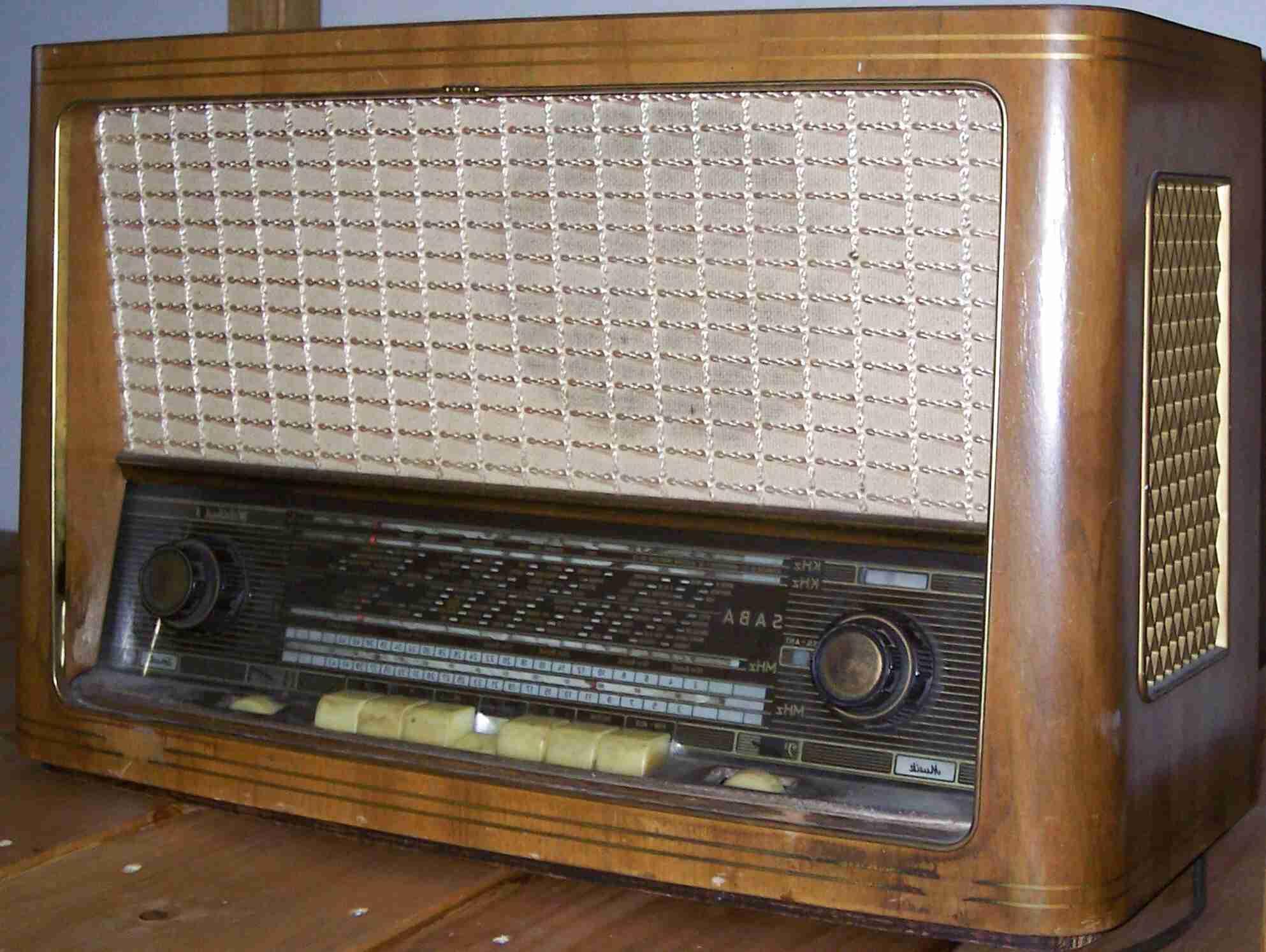 saba radio for sale