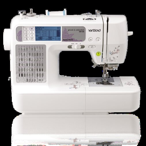 brother se400 sewing embroidery machine for sale