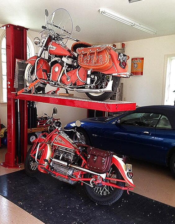 american custom sp 1500 motorcycle parking lift for sale