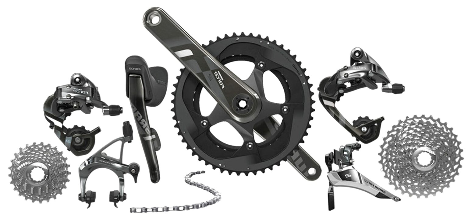 sram force groupset for sale