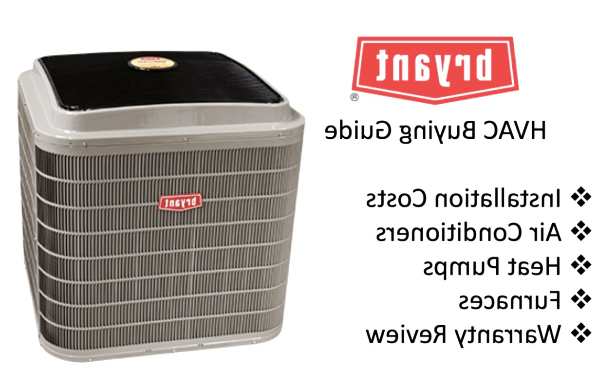 bryant air conditioner for sale