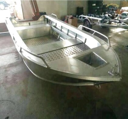 aluminum hull boats for sale