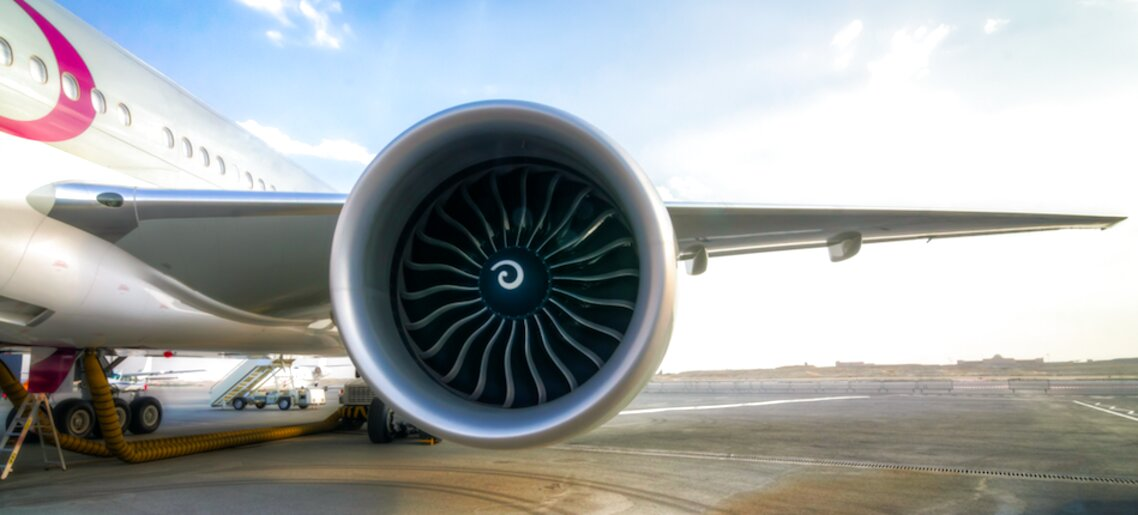 airplane engines for sale