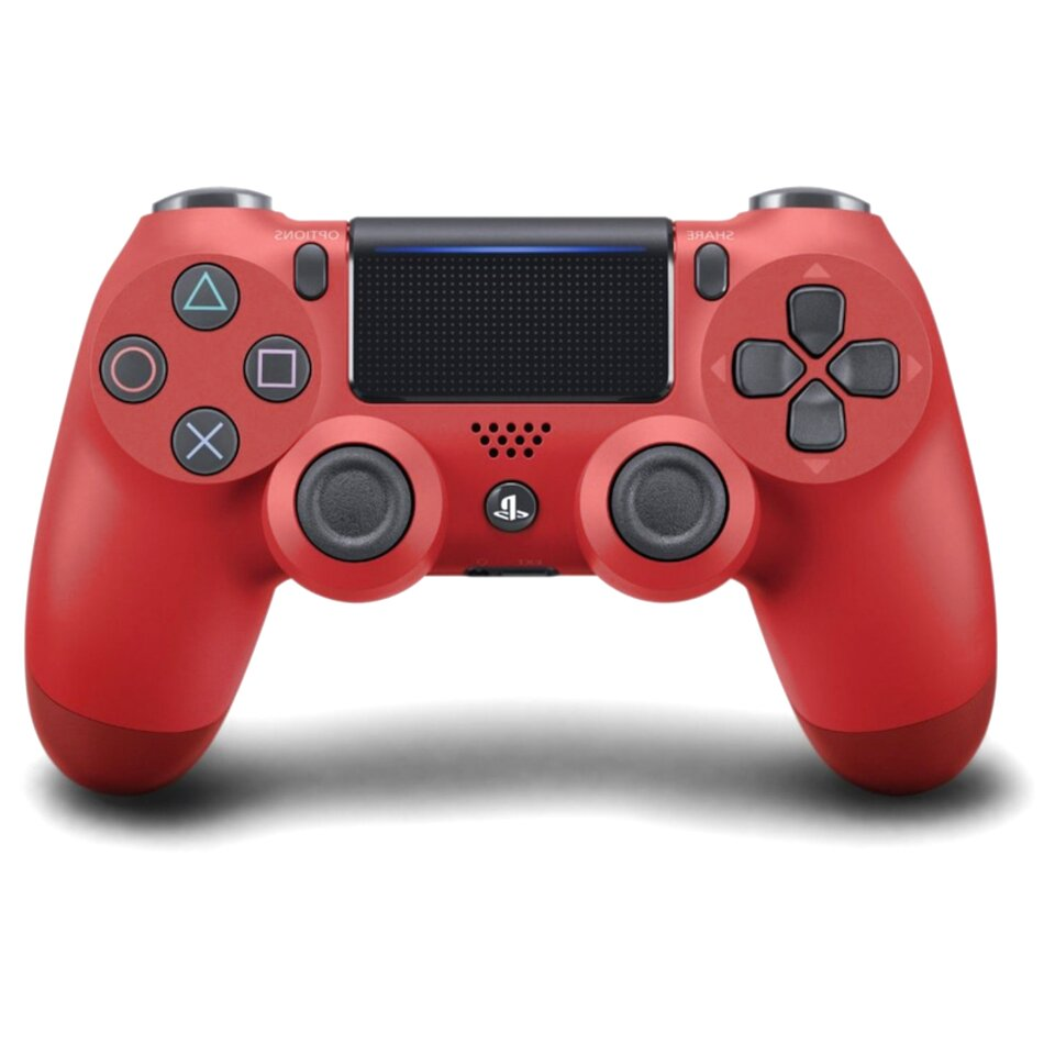 sony red ps4 controller for sale