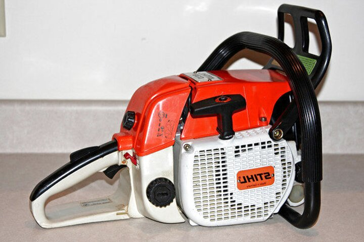 Stihl 038 Av Repair Manual